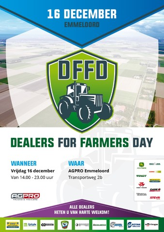 Dealers For Farmers Day!